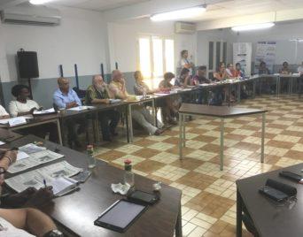 Le CROS au séminaire du Mouvement Associatif de La Réunion le 15 déc