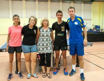 Tennis de Table : Premier tour de qualification pour les JIOI