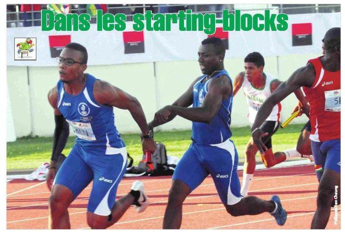JIOI : Athlétisme : rendez vous en mars