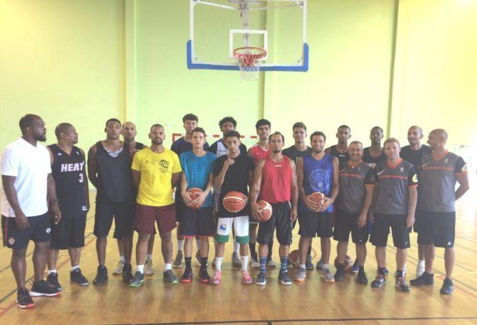 JIOI : Basket Ball : les sélections se préparent