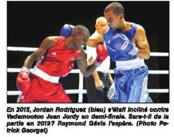 JIOI : Boxe : deux rencontres internationales en janvier