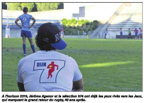 JIOI : Rugby : la Sélection commence sa préparation