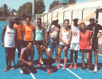 JIOI 2019 : Athlétisme – Regroupement Commission Marche