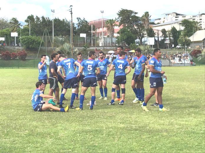 JIOI : la Sélection de Rugby en tournoi de préparation