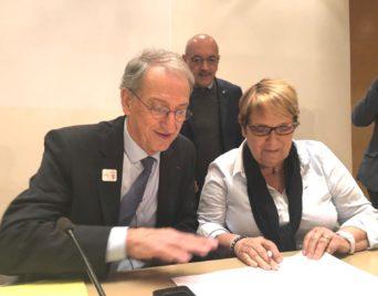 le P.S.T. du CROS La Réunion est signé