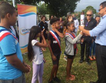 JIOI 2019 : la Flamme au Stade Nelson Mandela au Port le 27 juin