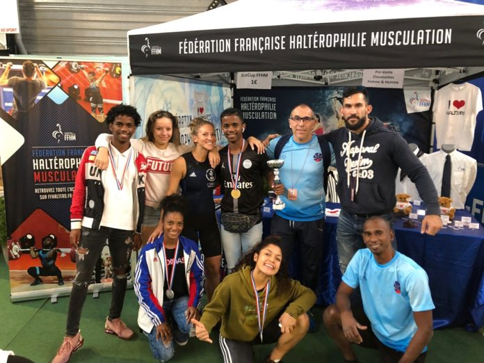 JIOI 2019 : Haltérophilie – bilan positif des Championnats de France