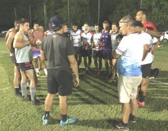 JIOI 2019 : le Rugby se prépare ……..