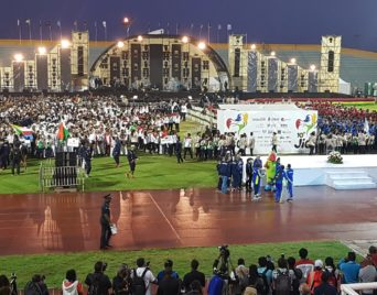 JIOI 2019 : dernière journée des Jeux : finale Foot et Cérémonie clôture
