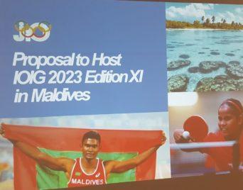 JIOI 2019 : une délégation du C.I.J. aux Maldives