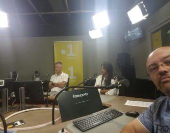 JIOI 2019 : le Club Réunion à Radio 1ère
