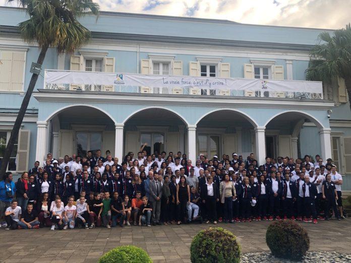 JIOI 2019 : le Club Réunion à la Villa du Département le 6 juillet