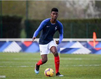 Marcelin et Laiton sélectionnés en équipe de France u20