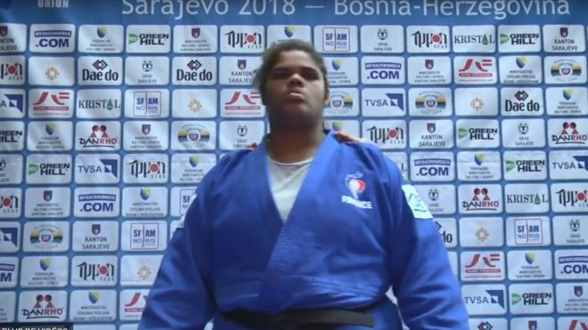 Léa Fontaine s'envole pour le mondial de Judo