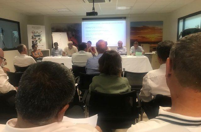 IRT : réunion du Conseil d'Administration