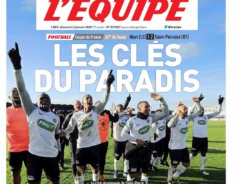 Football – Coupe de France : Bravo St Pierre !