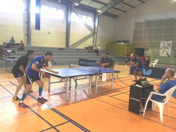 Tennis de Table : Championnat Vétérans 2020