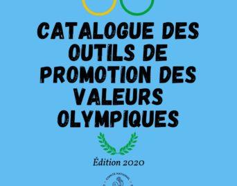 outils de promotion des valeurs de l'olympisme