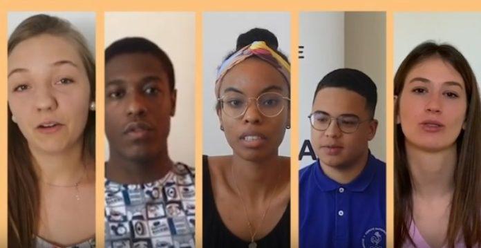 «Ambassadeurs héritage des Jeux» – vidéo 1