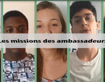 «Ambassadeurs héritage des Jeux» – vidéo 2