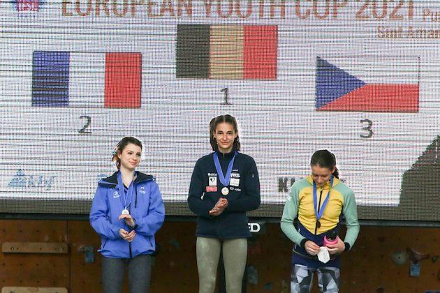 ESCALADE – Kintana ILTIS et Marius PAYET GABORIAUD au Championnat du monde Jeunes